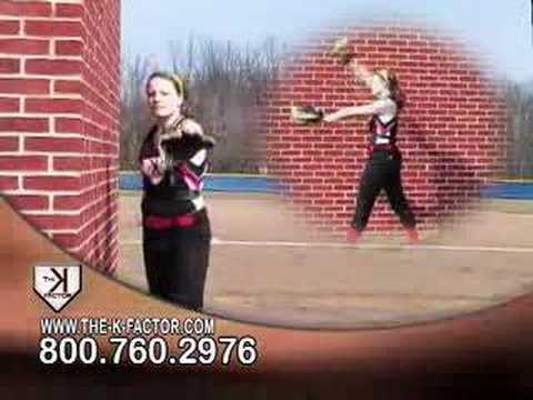 """""""The K Factor"""" with Olympic Softball Pitcher Monica Abbott"""
