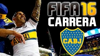 EL CAMPEON - Modo CARRERA con BOCA - FIFA 16 Episodio 8