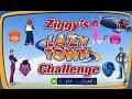 ZIGGY LAZY TOWN CHALLENGE (Sportacus - Robbie - Stephanie - Pixel)