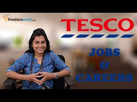 TESCO– Recruitment Notifications,Retail,Ecommerce,IT Jobs,Career, Oppurtunities
