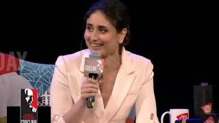 Kareena Does Not Like The Attention Taimur Ali Khan Is Getting Everyday | India Today Conclave 2018