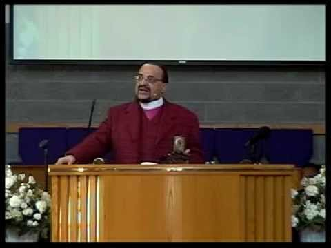 ACT LIKE A MAN-BISHOP DR. JAMES WASHINGTON