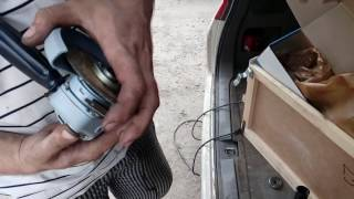 Машина шлифовальная угловая (болгарка) ЛЕПСЕ МШУ-0,8-125-Э