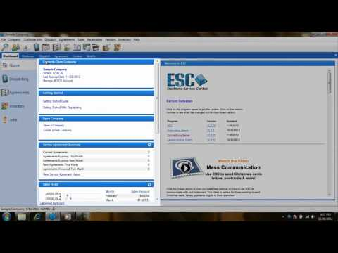 Getting Started With ESC - 03 - Navigating ESC