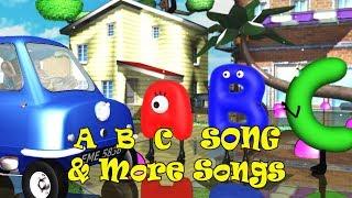 ABC Alphabet & More Songs | Kids Songs | Nursery Rhymes | Baby Songs | Children Songs