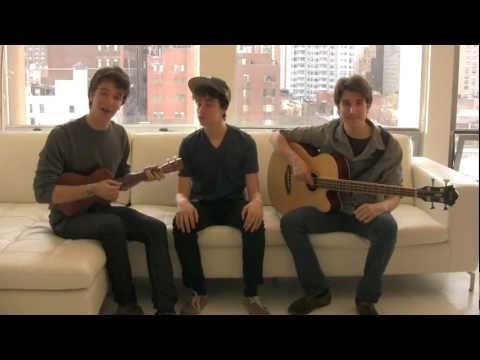 Fun. - We Are Young - AJR Cover
