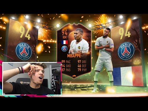OMFG INSANE HALLOWEEN SCREAM FIFA 19 PACK OPENING