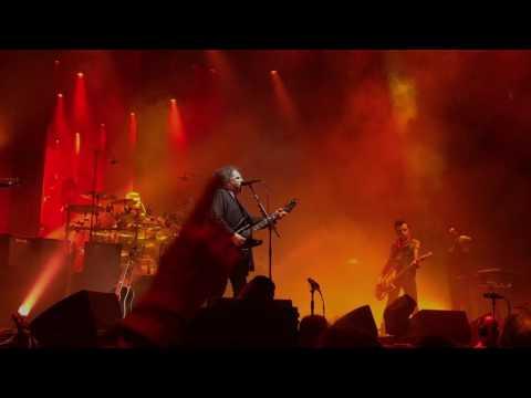The Cure - Burn @ Forum, Copenhagen 14/10/2016