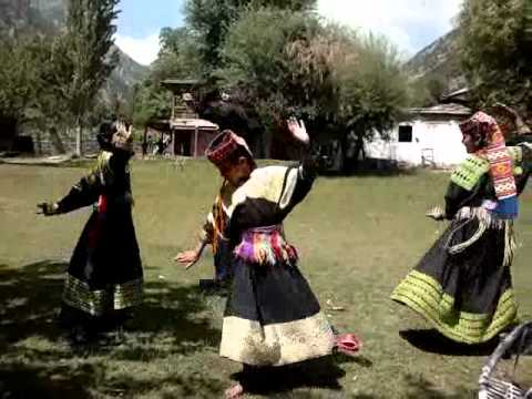 Kalash Valley Dance