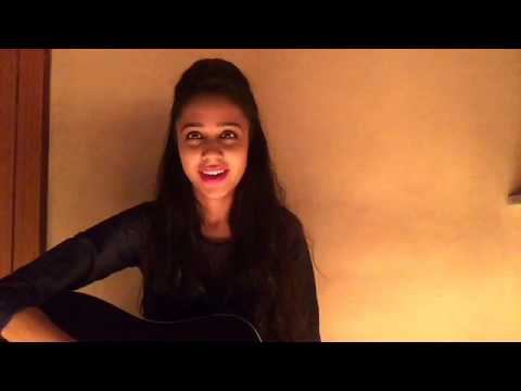 Chal wahan jaate hain | unplugged female cover:)