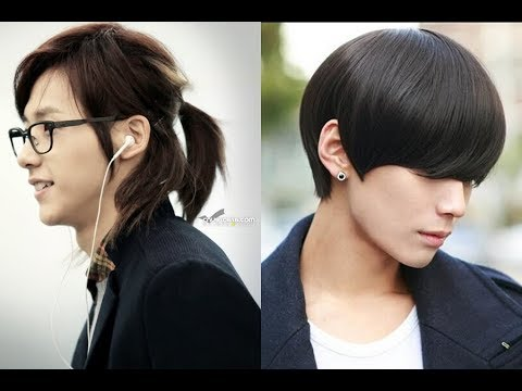 Korean Men Hairstyles 2018 - Kpop Trend
