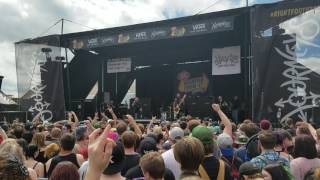 Memphis Mayfire - Warped Tour - 1
