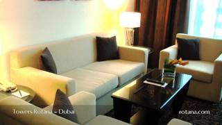 Towers Rotana Hotel in Dubai, United Arab Emirates