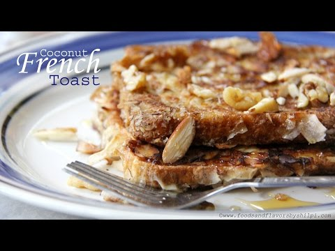 Sweet French Toast Recipe | Easy French Toast Recipe - Easy Kids Breakfast Recipe Ideas By Shilpi