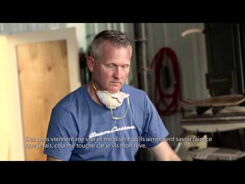 Makers Dremel | Joe Beam, fabricant de meubles sur mesure