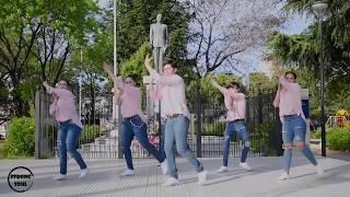 """MONSTA X (몬스타엑스) - """"JEALOUSY"""" dance cover by STRONG SOUL"""