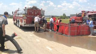 Part 5 - Rural Water Supply Drill - Shelby County, Alabama - June 2015 - 1,000 GPM Club