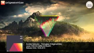 Andre Sobota - Triangles (Original Mix) [microCastle]