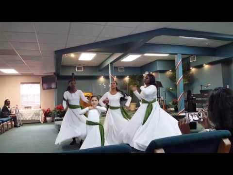 Noel- Christmas Praise Dance
