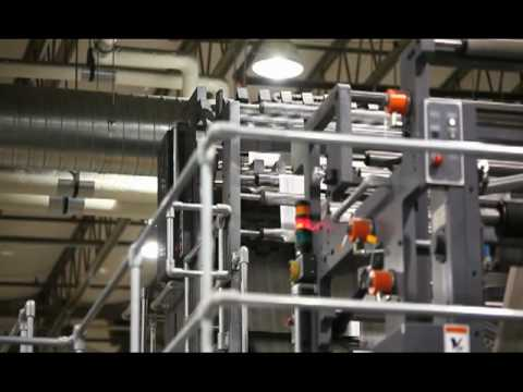 Progress Printing Publication Video