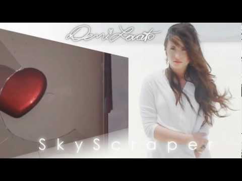 Demi Lovato - Skyscraper Karaoke / Instrumental HD