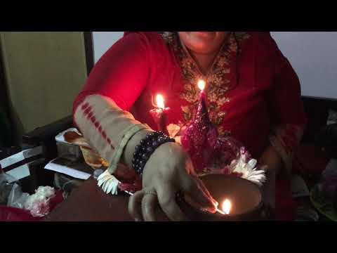 Merlin candle Ritual - Chennai Workshop video