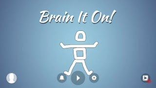 video mvil juego brain it on
