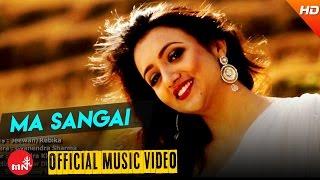 ma sangai mohan magar official video   new nepali pop song 2016   mr creation dance and music