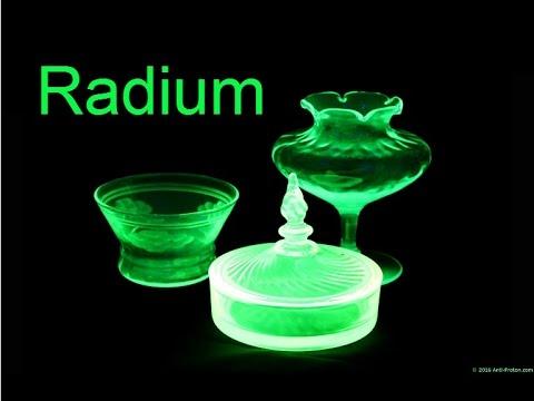 Radium Uses