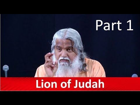 Audio - When the Heavens Open by Sadhu Sundar Selvaraj Part 1
