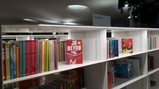 Вдоль залива. Самая лучшая библиотека в мире.