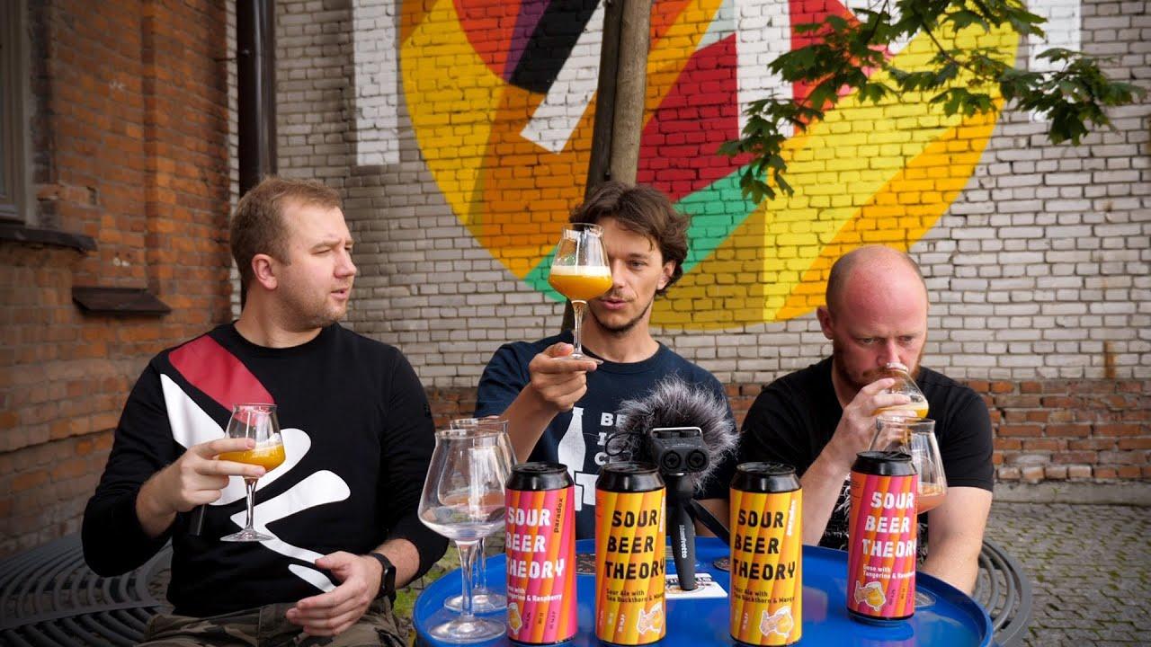 Варим пиво с Paradox (Владимир Наумкин)