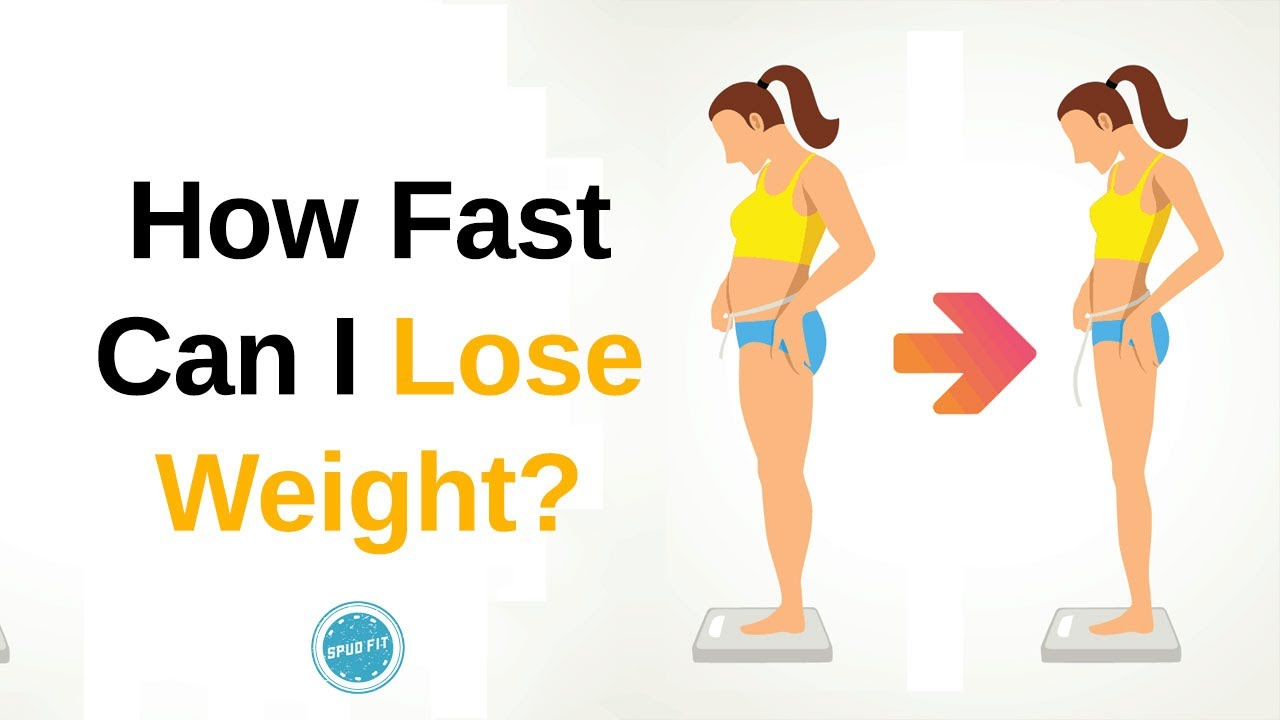 How fast can I lose weight? - Spudfit