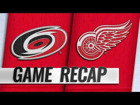 Three different Hurricanes score in 3-1 win