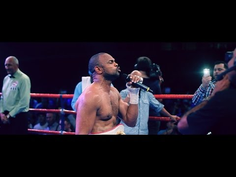 Roy Jones Jr - Can't Be Touched LIVE Riga, Latvia