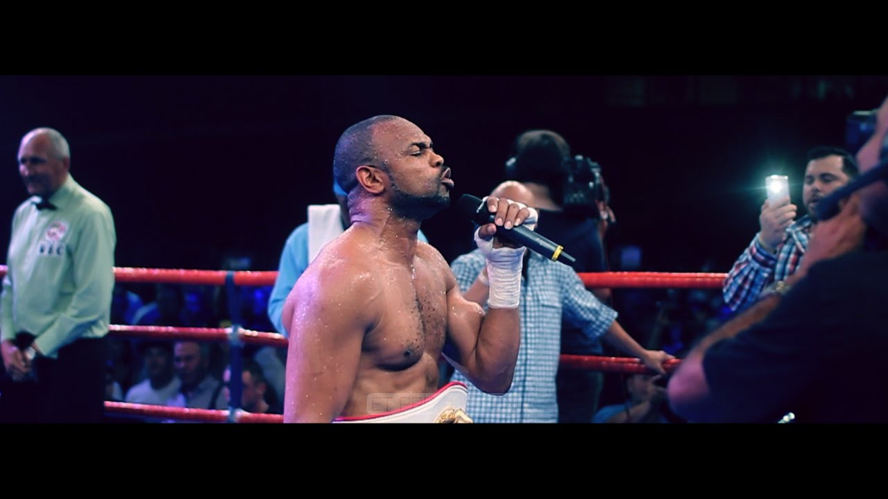 Roy Jones Jr - Can't Be Touched LIVE Riga, Latvia - YouTube