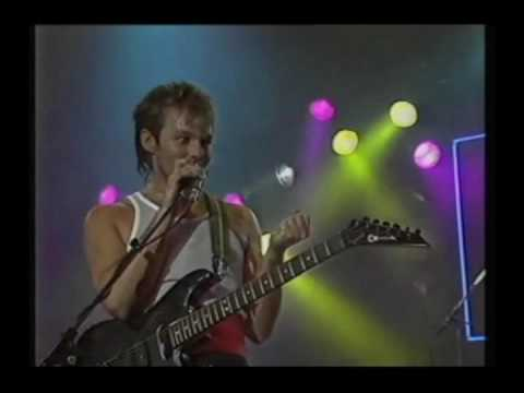 Cutting Crew - One For The Mockingbird (live)