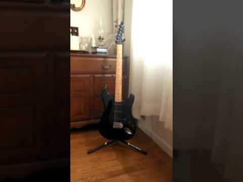 Cruise VMI Stratocaster guitar review (Vega Musical Industries)