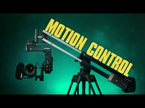 JibONE: A Motion Control Jib