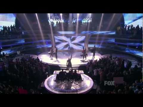 James Durbin - Uprising (Muse) - American Idol 2011 Top 7 - 04/20/11