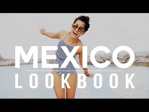 MEXICO LOOKBOOK: Travel + Vacation Outfit Ideas | Ariel Hamilton