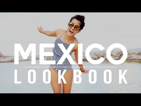 MEXICO LOOKBOOK: Travel + Vacation Outfit Ideas | Ariel Hamilton
