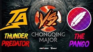 Alliance vs Chaos E.C. |Thunder P vs The Pango - Chongqing Major Playoffs 😋 | Dota 2