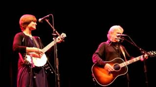Kris Kristofferson and daughter Kelly - The Pilgrim / The Wonder (Stuttgart, Germany, 2012)