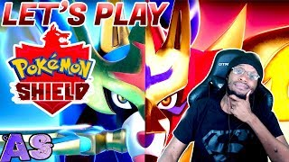 Saturday Night Chillinand39- Letand39s Play Pokemon Shield  Avidan Smith