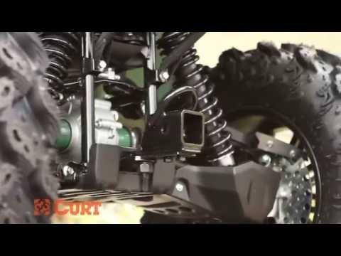 CURT MFG ATV Towing:  Bolt On Adapter