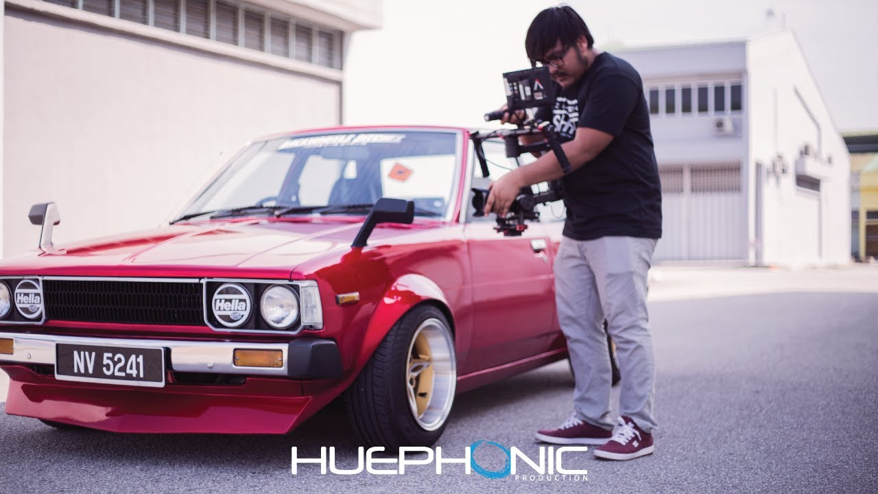 Behind The Scenes Riefqy Roslans Corolla Ke70 Malaysia
