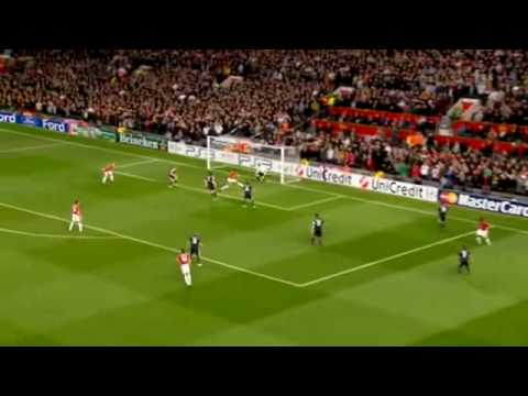 Manchester United - Bayern 3-2 Champions League