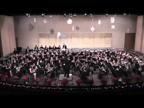 Sleigh Ride - Leroy Anderson - Austin High School Concert Band and Wind Ensemble