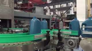 High speed 5L machine HSDII-5L/1